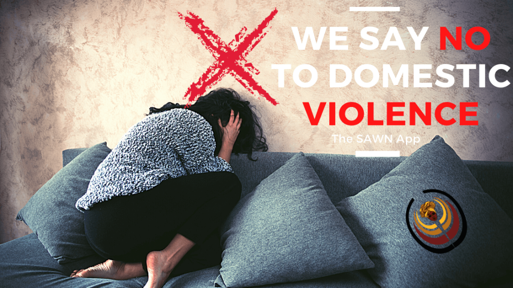 SAWN App - No to Domestic Violence