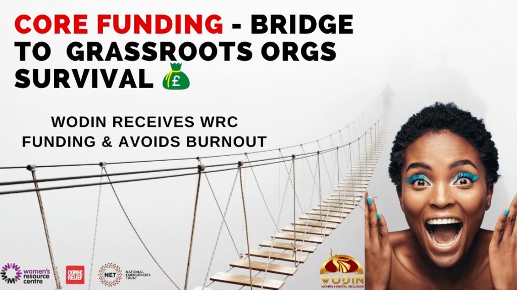 Voluntary Organisations Core Costs Funding